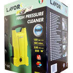 HIGH PRESSURE CLEANER LAVOR – SMART 120 – MADE IN ITALY