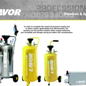 Chemicals & Sprayers