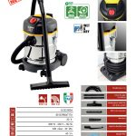 VACUUM CLEANER WET & DRY LAVOR – WT 20 X