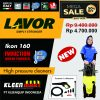 JUAL JET WATER IKON 160 - HIGH PRESSURE CLEANER LAVOR MADE IN ITALY