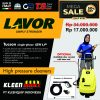 PROMO TUCSON 1211 LP - HIGH PRESSURE CLEANER LAVOR MADE IN ITALY
