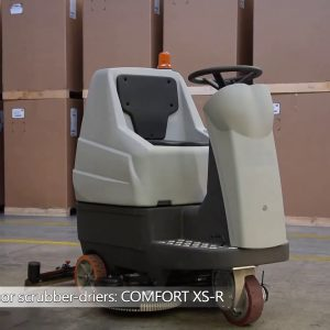 Ride On Scrubber Driers